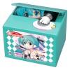 Vocaloid / Hatsune Miku GT Project - Talking Coin Bank Racing Miku 2019 Ver. Chatting Bank 001 12cm