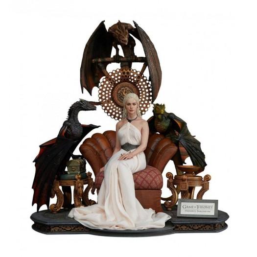 Game of Thrones - Daenerys Targaryen -Mother of Dragons- 1/4 60cm
