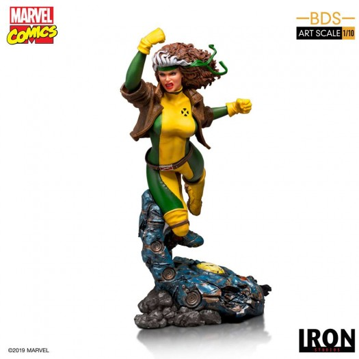 Marvel Comics / X-Men - BDS Art Scale Statue Rogue 1/10 20cm