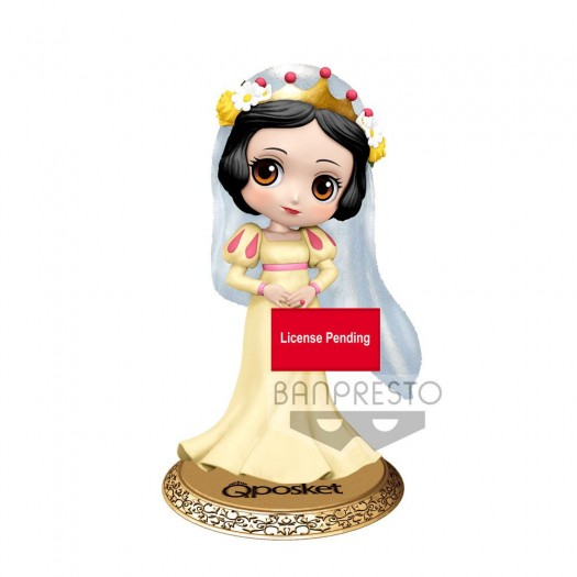 Snow White and the Seven Dwarfs - Disney Q Posket Snow White Dreamy Style Ver. B 14cm