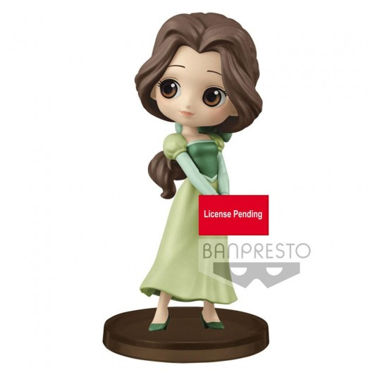 Beauty and the Beast - Disney Q Posket Story of Belle Ver. B 7cm