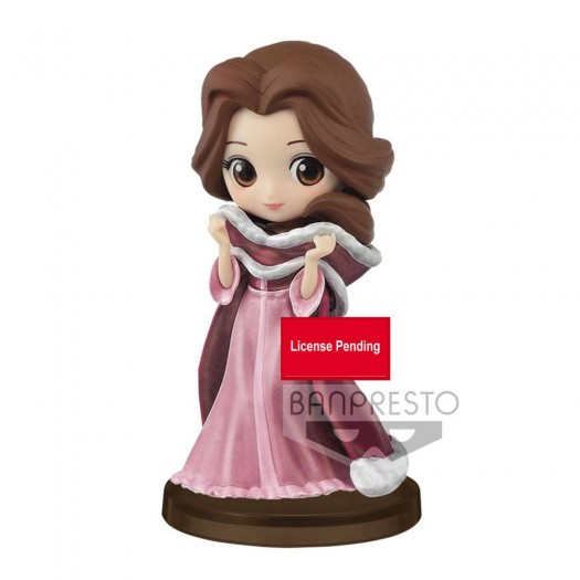 Beauty and the Beast - Disney Q Posket Story of Belle Ver. C 7cm