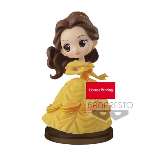 Beauty and the Beast - Disney Q Posket Story of Belle Ver. D 7cm