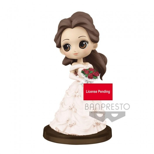 Beauty and the Beast - Disney Q Posket Story of Belle Ver. E 7cm