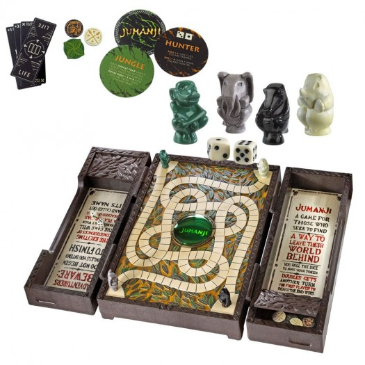 Jumanji - Board Game Collector Prop Replica 1/1 41cm