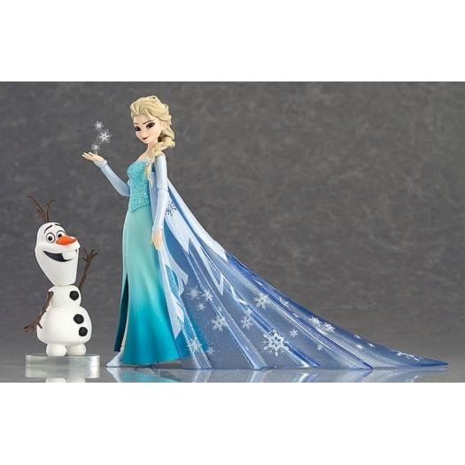 Frozen - figma Elsa & Olaf 308 14,5cm (JP)