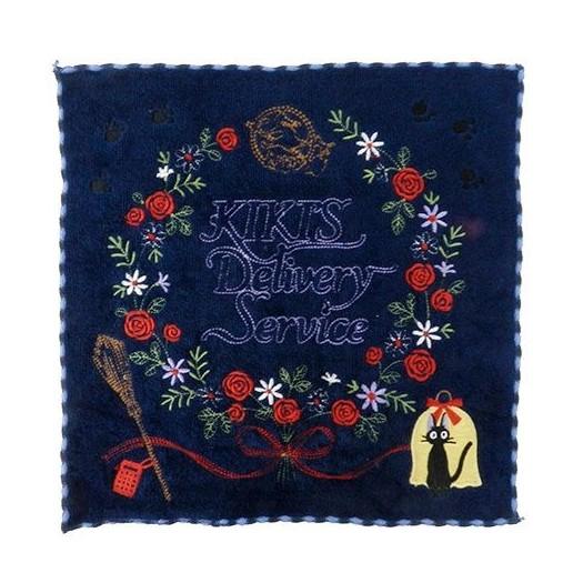 Kiki's Delivery Service - Mini Towel Noble Wreath 25 x 25cm