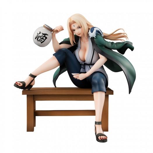"""Naruto Shippuuden - """"Naruto Gals"""" Tsunade Ver. 2 16cm Exclusive"""