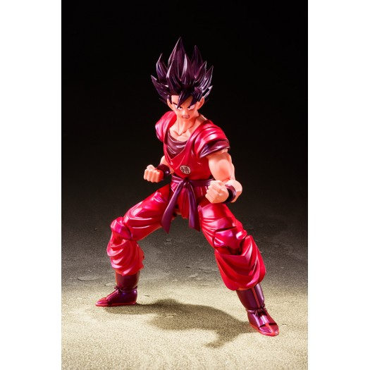 Dragonball Z - S.H. Figuarts Son Goku Kaiouken 14cm