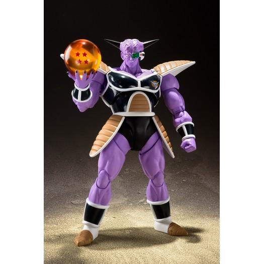 Dragonball Z - S.H. Figuarts Captain Ginyu 17cm