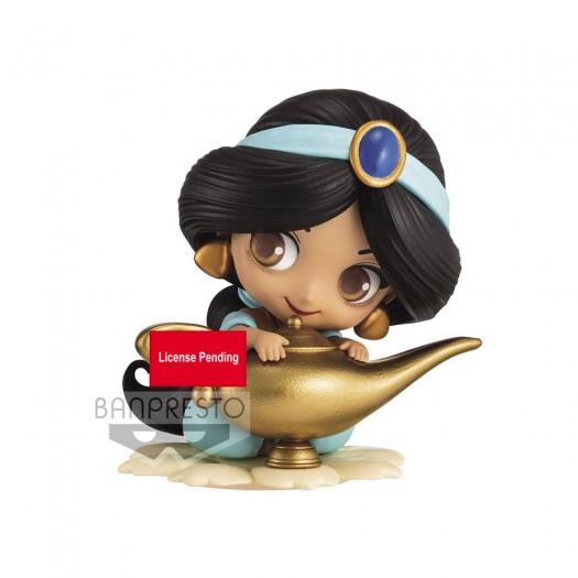 Aladdin - Disney Q Posket Sweetiny Jasmine Ver. A 6cm