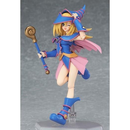 Yu-Gi-Oh! Duel Monsters - figma Black Magician Girl 313 15cm (EU)