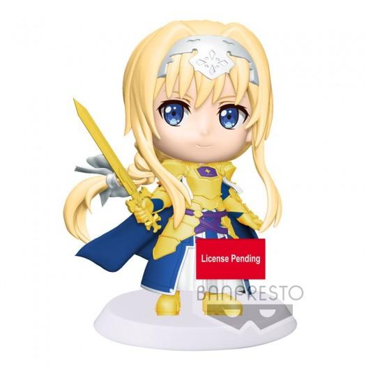 Sword Art Online: Alicization War of Underworld - ChiBi Kyun Figure Alice 6cm