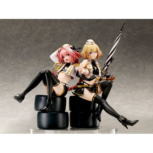 Fate/Apocrypha - Jeanne d'Arc & Astolfo 1/7 TYPE-MOON Racing ver. 22cm Exclusive