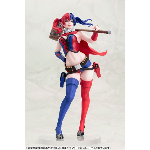 DC Comics - Harley Quinn The New 52 Ver. Bishoujo -2nd Edition- 1/7 22,5cm (EU)