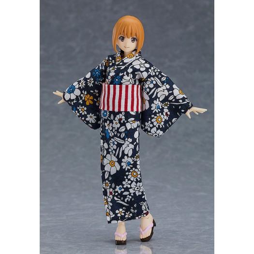 figma Female Body (Emily) with Yukata Outfit 473 13cm (EU)