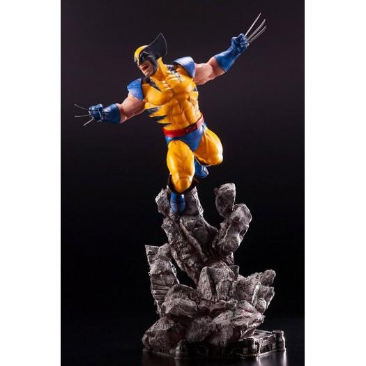 Marvel Comics / X-Men - Wolverine Fine Art Statue 1/6 40cm (EU)