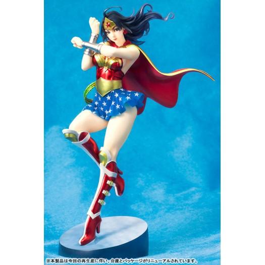 DC Comics - Armored Wonder Woman Bishoujo -2nd Edition- 1/7 24,5cm (EU)