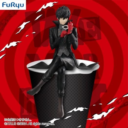 Persona 5 - Noodle Stopper Figure Joker 15cm