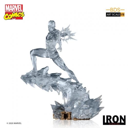 Marvel Comics / X-Men - BDS Art Scale Statue Iceman 1/10 23cm