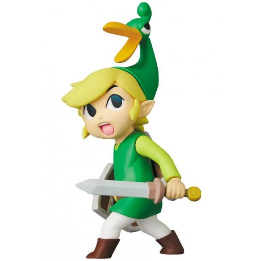 The Legend of Zelda - UDF Mini Figure Link The Minish Cap Ver. 7cm