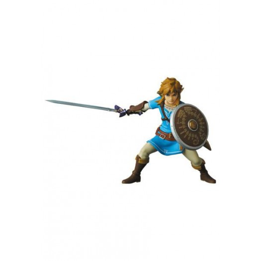 The Legend of Zelda - UDF Mini Figure Link Breath of the Wild Ver. 8cm