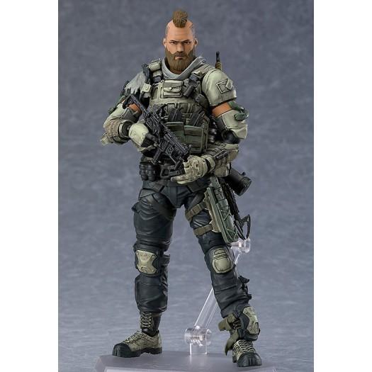 Call of Duty Black Ops 4 - figma Ruin 480 16cm (EU)