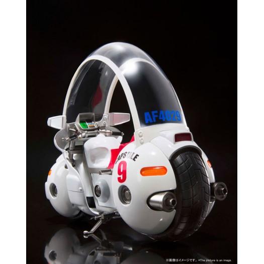 Dragon Ball - S.H. Figuarts Bulma's Motorcycle -Hoipoi Capsule No. 9- 17,5cm (EU)
