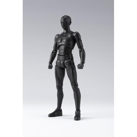 S.H. Figuarts Body-kun Black Color DX Set 15cm