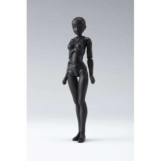 S.H. Figuarts Body-chan Black Color DX Set 13cm
