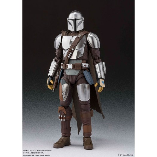 Star Wars The Mandalorian - S.H. Figuarts The Mandalorian 15cm (JP)