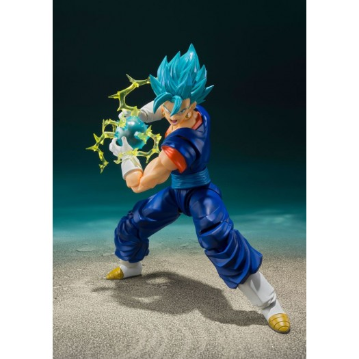 Dragon Ball Super - S.H. Figuarts Super Saiyan God Super Saiyan Vegito -Super- 14cm Tamashii Web Exclusive