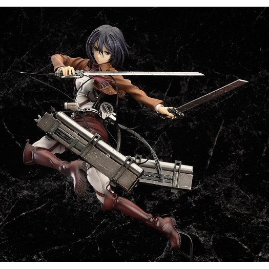 Attack on Titan (Shingeki no Kyojin) - Mikasa Ackerman 1/8 17cm