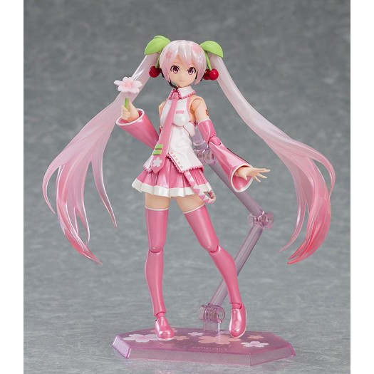 Vocaloid / Character Vocal Series 01 - figma Sakura Miku EX-061 14cm Exclusive