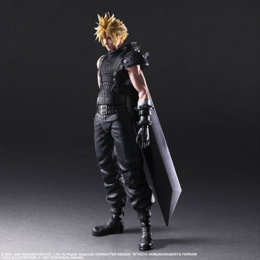 Final Fantasy VII Remake - Play Arts Kai Cloud Strife Ver. 2 26,8cm (EU)