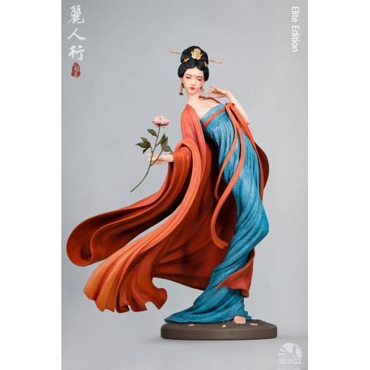 Elegance Beauty Series Statue Satire on Fair Ladies Elite Edition 34cm