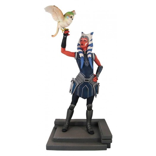 Star Wars: The Clone Wars - SW Premier Collection Statue Ahsoka 30cm