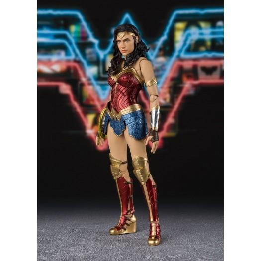 Wonder Woman 1984 - S.H. Figuarts Wonder Woman 15cm (EU)