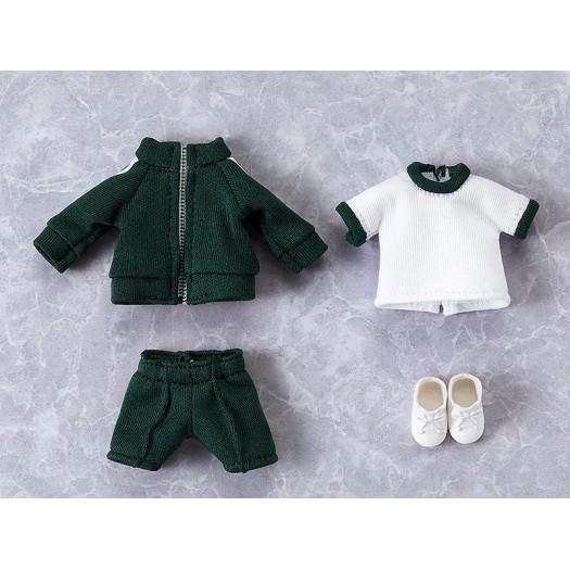 Nendoroid Doll: Clothes Set Gym Clothes Green (EU)