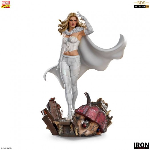 Marvel Comics / X-Men - BDS Art Scale Statue Emma Frost 1/10 21cm