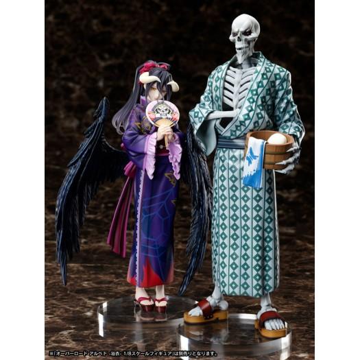 Overlord - F:Nex Albedo  & Ainz Ooal Gown 1/8 Yukata Version 23-27cm (EU)