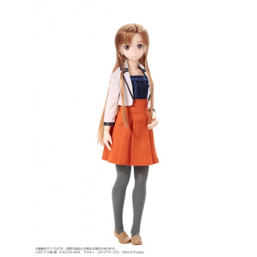 Sword Art Online: Alicization - Pureneemo Character Series 125 Yuuki Asuna 1/6 M Bust 26cm (JP)