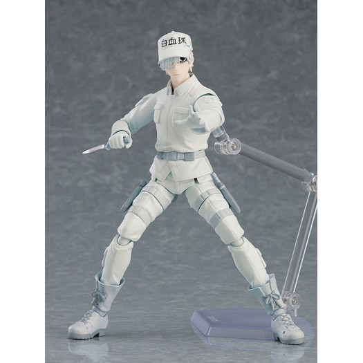 Cells at Work! - figma White Blood Cell (Neutrophil) 489 15cm (EU)
