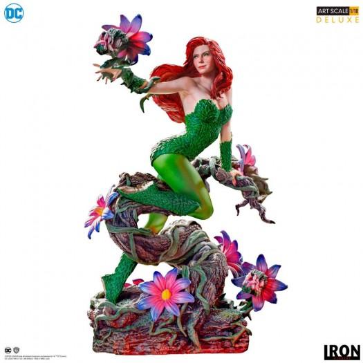 Batman - DC Comics Art Scale Deluxe Statue Poison Ivy by Ivan Reis 1/10 20cm