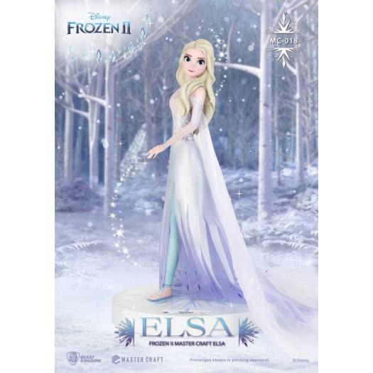 Frozen 2 - Master Craft Statue Elsa 41cm