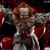 It Chapter Two - Deluxe Art Scale Statue Pennywise 1/10 21cm