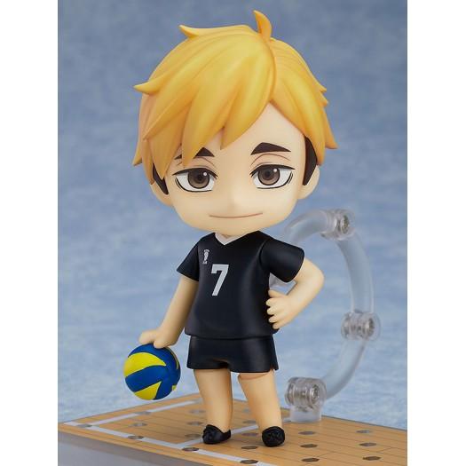 Haikyuu!! TO THE TOP - Nendoroid Miya Atsumu 1403 10cm (EU)