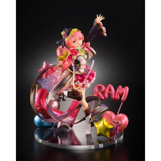 Re:ZERO -Starting Life in Another World- - Ram 1/7 Idol Ver. 25cm (EU)