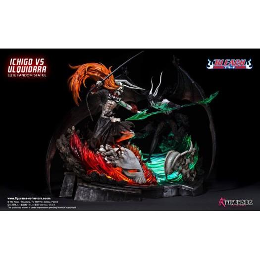 Bleach - Elite Fandom Diorama Ichigo vs Ulquiorra 1/6 52cm