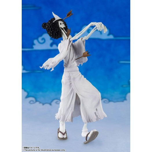 One Piece - Figuarts ZERO Brook (Honekichi) 23cm (EU)